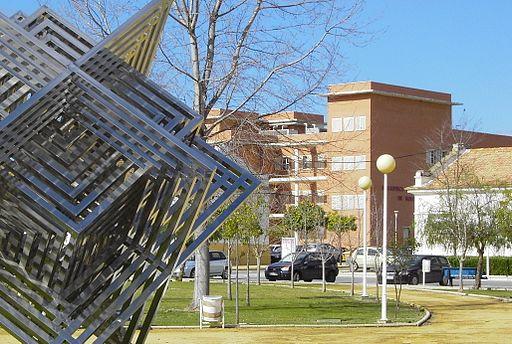 Universidad de Huelva, pabellones
