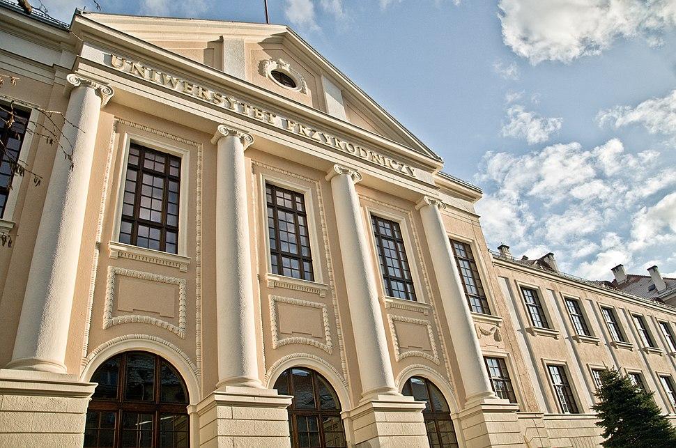 Uniwersytet Przyrodniczy we Wroc%C5%82awiu