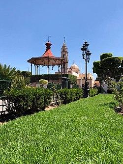 Uriangato Wikipedia La Enciclopedia Libre
