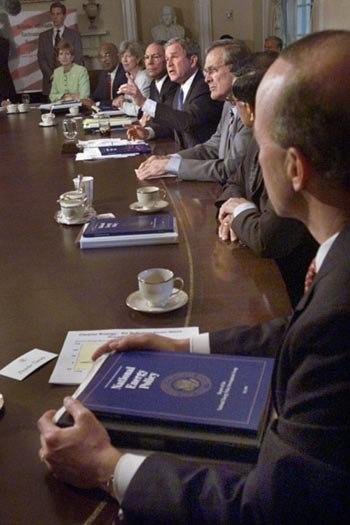Us cabinet mtg