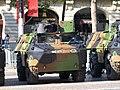 Véhicule de l'Avant Blindé, VAB 4x4, army licence registration 6883 0075 photo-1.JPG