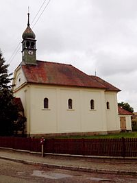Výrava - chapel of Saint John the Baptist 01.jpg