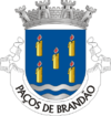 Coat of arms of Paços de Brandão
