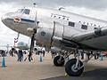 VH-AES 'Hawdon' Douglas DC3C-S1C3G Trans Australia Airlines (TAA) (8543325997).jpg