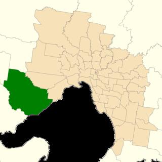 Electoral district of Werribee state electoral district of Victoria, Australia