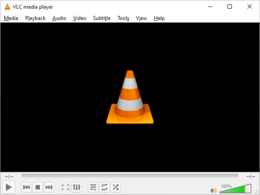 Schermata di VLC 2.1.3 su Windows