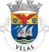 Coat of arms of Velas