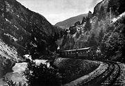VZ Kipfenschlucht 1900