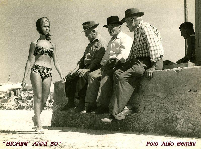 Bikini 1950