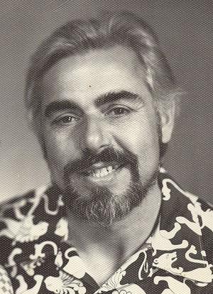 Valentin Galochkin - Valentin Galochkin in 1980