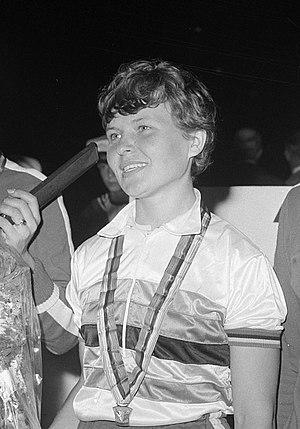 Valentina Savina - Valentina Savina in 1967