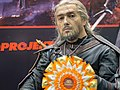 Valery as Geralt from Witcher 3 at Igromir 2013 (10101609736).jpg