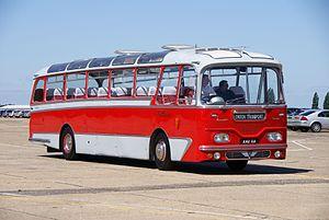 Valiant London coach (AMX 8A), 2010 North Weald bus rally (2).jpg