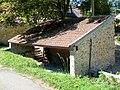 Vauréal (95), lavoir des Carneaux, sentier des Marettes.jpg