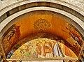 Venezia Basilica di San Marco Portalmosaik 8.jpg