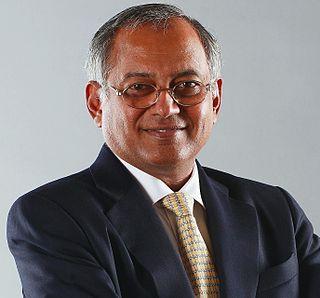 Venu Srinivasan Indian businessman