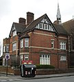 Vicarage of St Barnabas' Church, Sackville Road, Hove.JPG