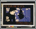 Victor Bicycles Overman Wheel Co. - - Bradley. LCCN99472283.tif