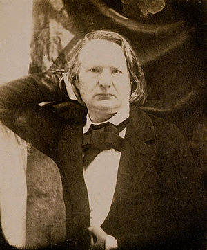 Victor Hugo - Victor Hugo in 1853
