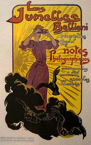 Victor Prouvé - Image: Victor Prouvé Bellieni 1903