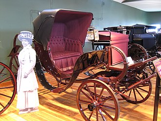 Victoria (carriage) - Image: Victoria C Spring (3292208638)
