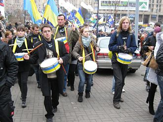 Vidsich - Vidsich demonstration against new Tax code in 2010.