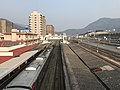 View from footbridge on west side of Hiro Station (east).jpg
