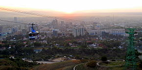 View of Almaty from Green Hill (3992610622).jpg
