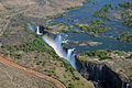 View of Victoria Falls from the helicopter.jpg