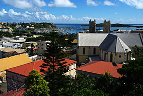 Image illustrative de l'article Cathédrale Saint-Joseph de Nouméa
