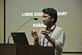 Vignesh R Presents Accessing Offline Wikipedia In Rural Area - Wiki Conference India - CGC - Mohali 2016-08-05 6983.JPG
