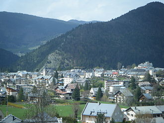 Villard-de-Lans - A general view of Villard-de-Lans