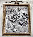 Vincenzo foggini, maria porge il bambino a s. caterina de' ricci, 1733-34.JPG