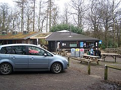 Visitor Centre in Trosley Country Park - geograph.org.uk - 1177095.jpg