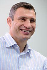 Oppositionspolitiker Witali Klitschko