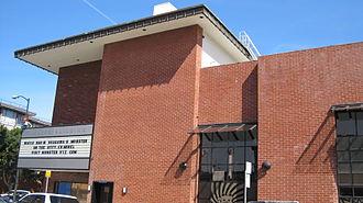Viz Media - The exterior of Viz Media's former headquarters in San Francisco, California.