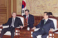 Vladimir Putin in South Korea 26-28 February 2001-4.jpg