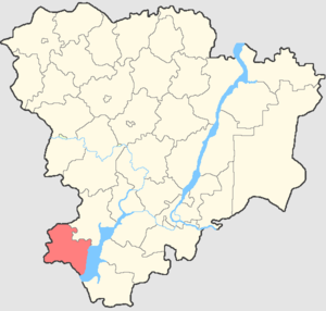 Chernyshkovsky District