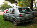 Volkswagen Golf 1.6 Manhattan 1989 (13962194119).jpg