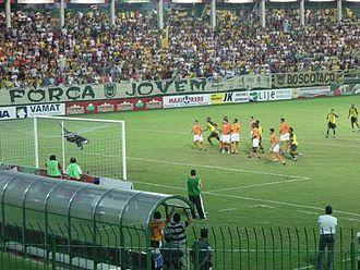 Volta Redonda Futebol Clube - 2006 Campeonato Carioca match – Volta Redonda vs Nova Iguaçu – Estádio Raulino de Oliveira.