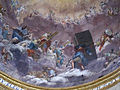 Volterrano, santi nella volta della tribuna dell'annunziata, 1664, 03.JPG