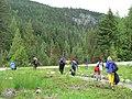 Volunteers weeding near museum. slide (86a579de920f4c6d961aacf8ab5f9d2d).JPG