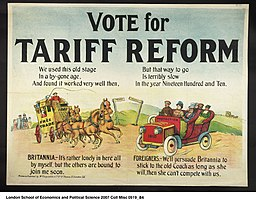 Vote for Tariff Reform