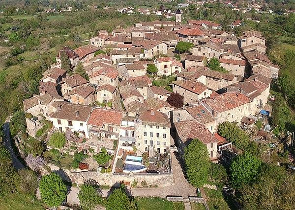 Photo de la ville Pérouges