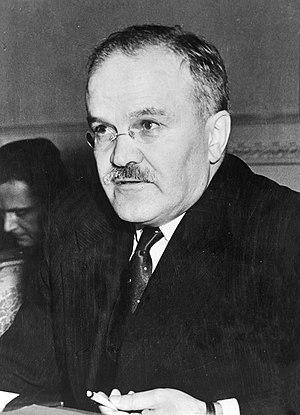 Molotov, Viacheslav Mijaïlovich (1890-1986)