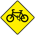 W143 Cyclists - Warning Sign Ireland.png