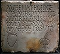 WLA jewishmuseum Rome Burial Plaque of Aurelia Protogenia.jpg