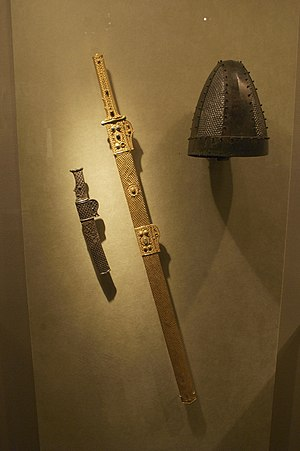 Arabization - Sasanian weaponry, 7th century.
