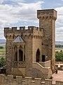 WLM14ES - Olite Palacio Real Torre de los cuatro Vientos 00064 - .jpg