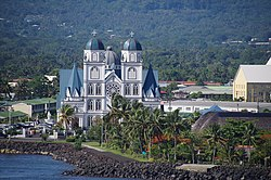 The Immaculate Conception Cathedral of Apia